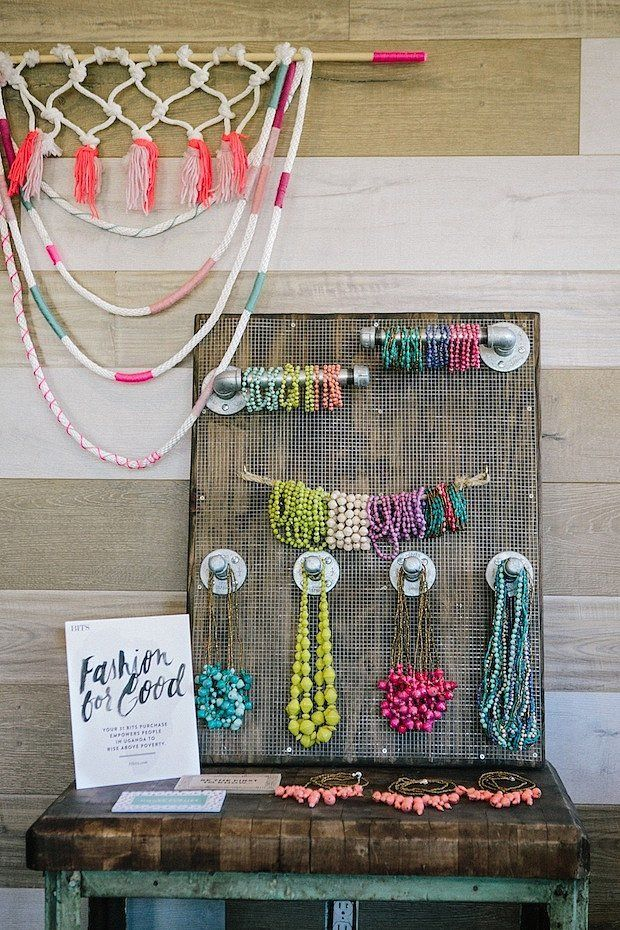 DIY Jewelry Hanger | POPSUGAR Smart Living