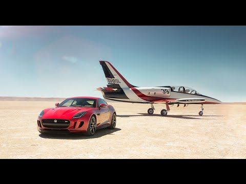 2016 Jaguar F-TYPE Coupe AWD - YouTube