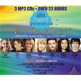 Word of Promise Next Generation - New Testament: Dramatized Audio Bible (MP3 CD)By Thomas Nelson