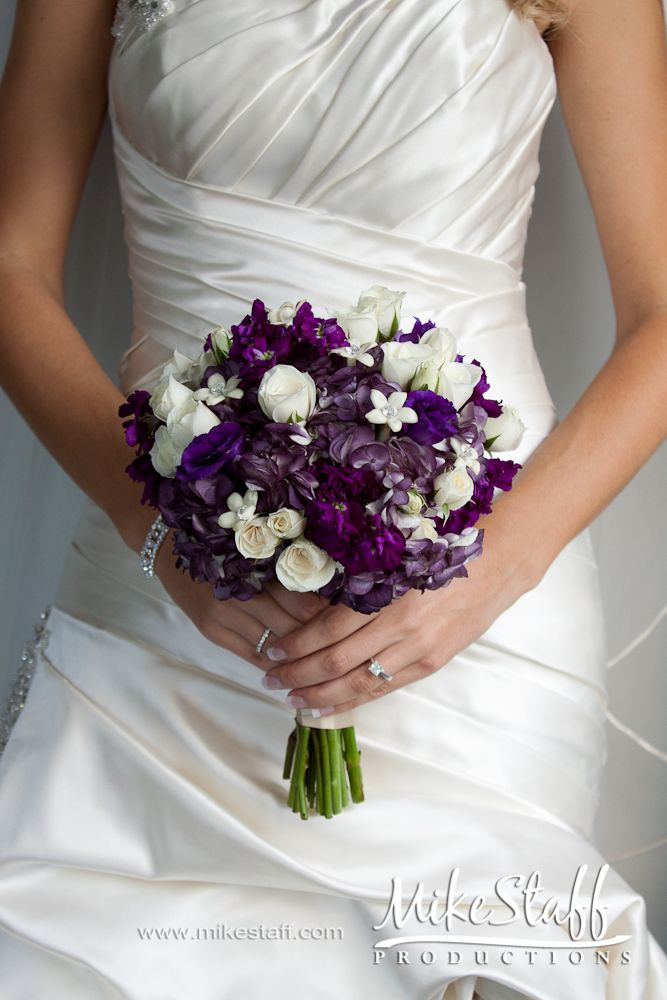 purple wedding flowers purple wedding colors and purple wedding dress