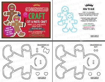... December | Pinterest | Girl Craft, Gingerbread Man and Gingerbread