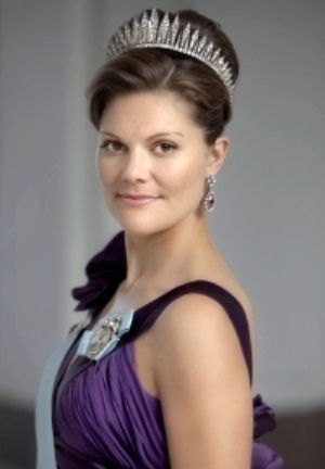 Royal crown jewels - HRH_Crown princess Victoria and tiara.jpg