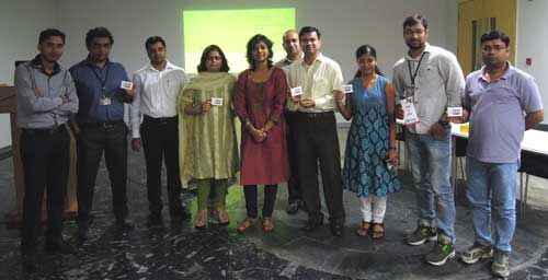 On August 11, 2104, an awareness session on Brain Death and Organ Donation was conducted at Computer Sciences Corporation (CSC) India Pvt. Ltd. at their Noida office.