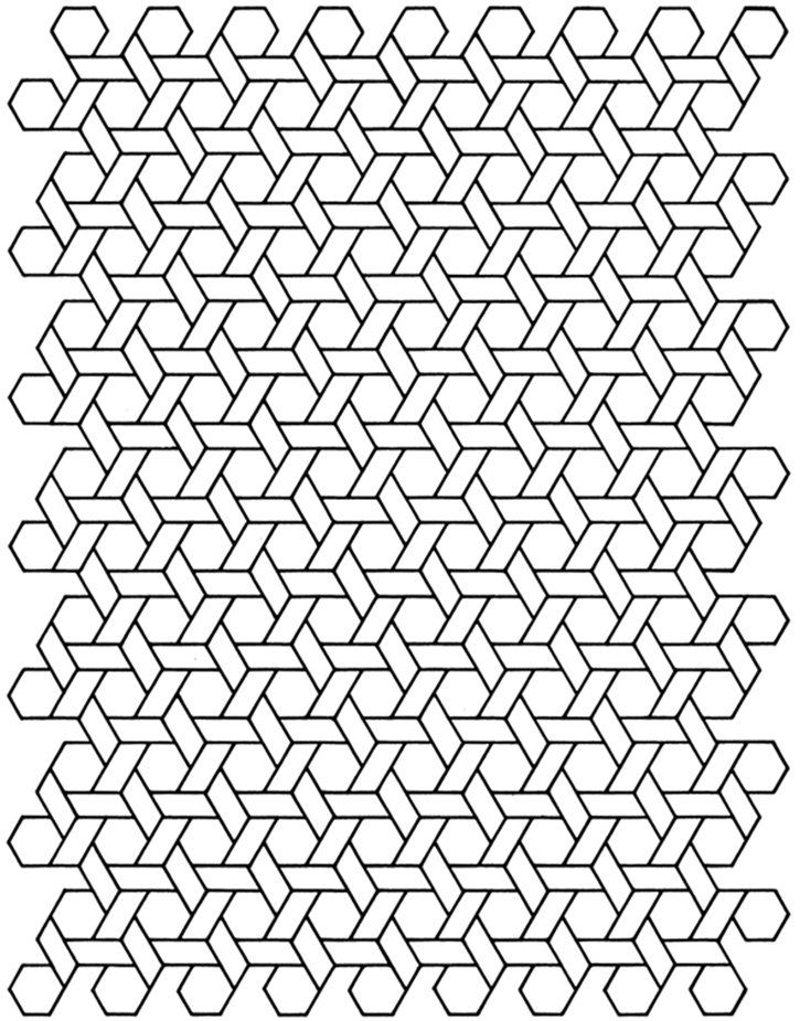 Islamic Geometric Pattern 1 Activity