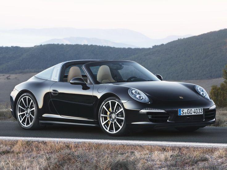 2014 Porsche 911 Targa 4S (991)