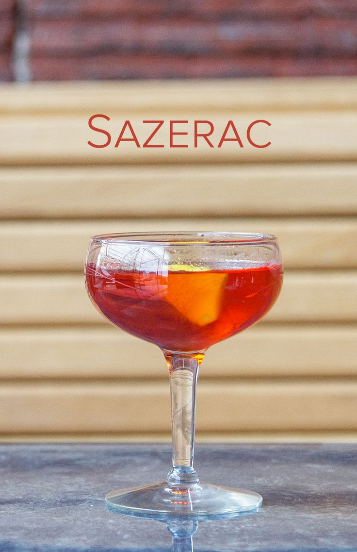 174 best cocktail inspiration images on pinterest for Classic new orleans cocktails