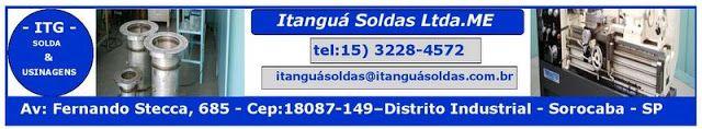 JORNAL AÇÃO POLICIAL SOROCABA E REGIÃO ONLINE: ITG  SOLDA & USINAGEM Av. Fernando Steca,685  Dist...