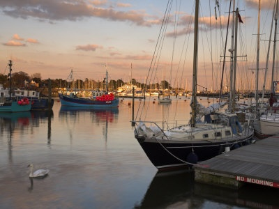 Lymington, England - a really great place to play!