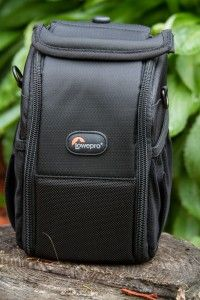 LowePro S Camera Exchange AW Bag 100 [REVIEW]