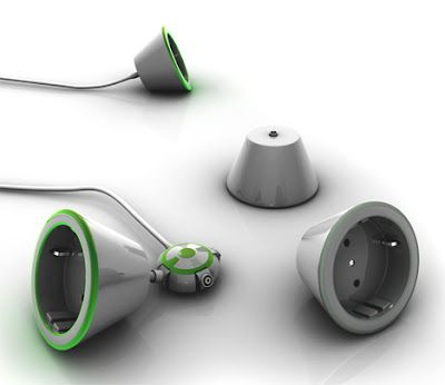 Electric Socket by Serdar Sisman