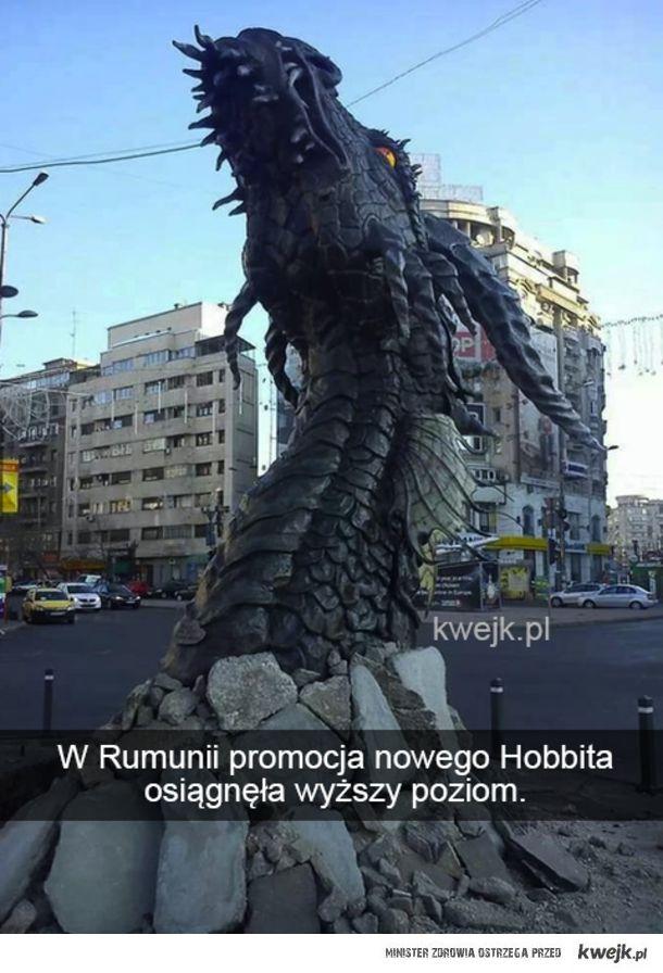 Hobbit w rumunii