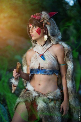 영혼의 감각-  Sensations of the soul 2f1e6873e93c2db2d656c36674a3bb90--princess-mononoke-cosplay-anime-cosplay