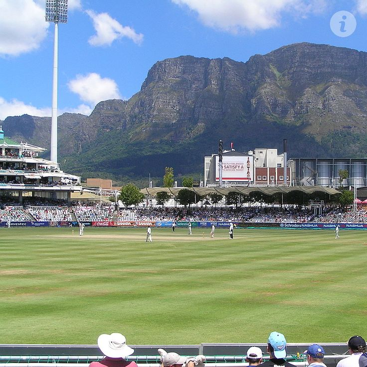 Newlands, Cape Town, South Africa.