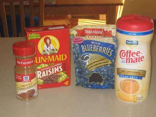instant oatmeal recipes homemade instant oatmeal quaker instant ...
