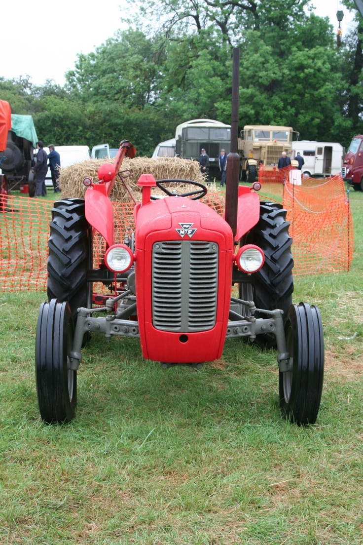 The #MF1035, India's favorite tractor! #TAFE | Repinned ...