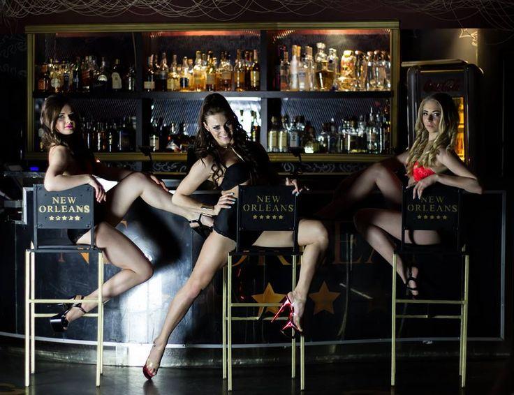 New Orleans Gentlemen's Club & Night Restaurant wird für Sie Junggesellenabschied, Tanzshow und viel mehr Partys organisieren. http://neworleans.pl/en/?nkpage=3