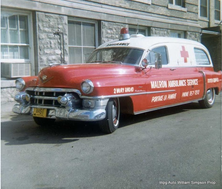 1000 Images About 1951 To 1959 Carz On Pinterest: 1000+ Images About Ambulances On Pinterest