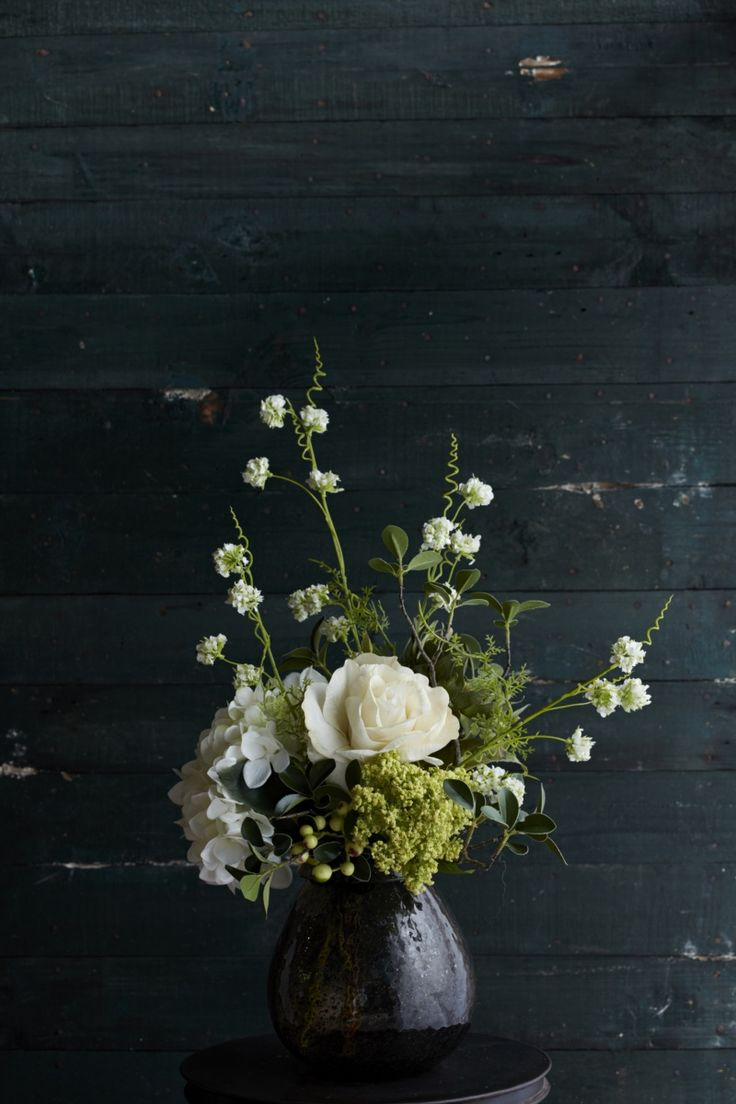 Beautiful artificial flowers from Abigail Ahern
