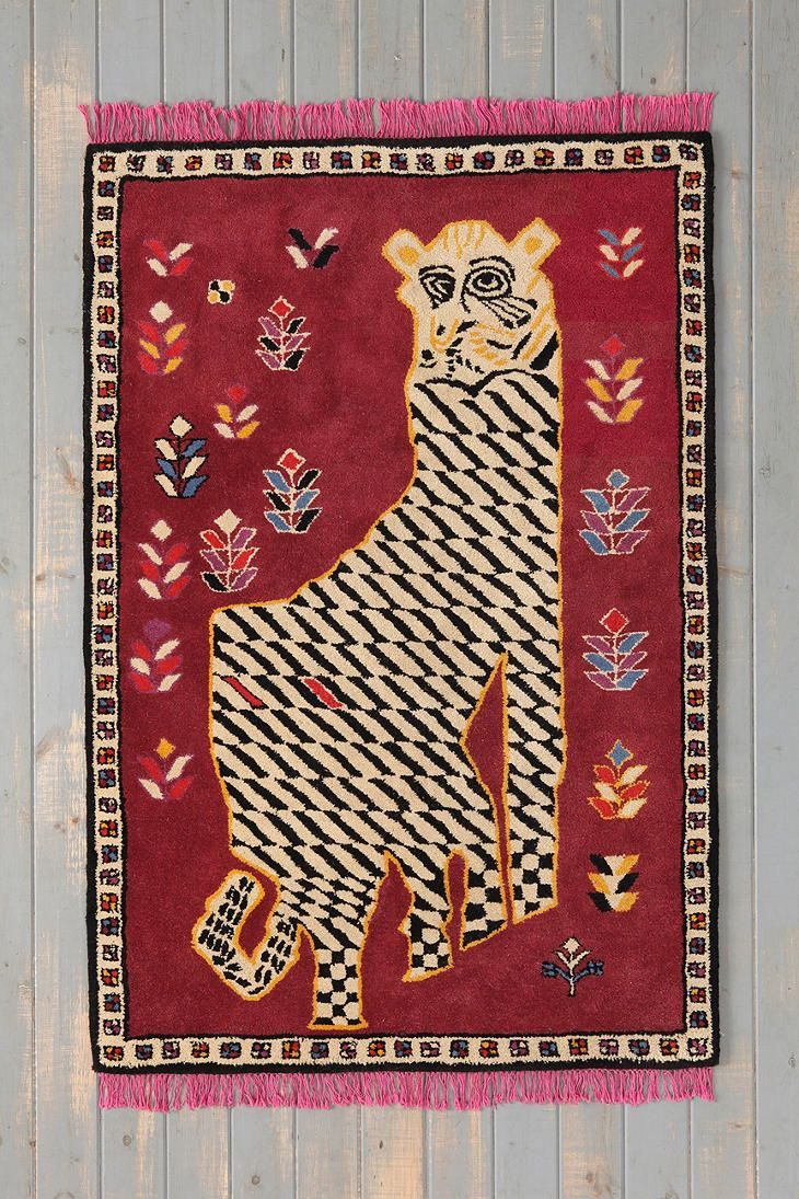 25 Best Ideas About Tiger Rug On Pinterest Tibetan Art
