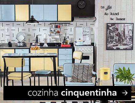 cozinha cinquentinha