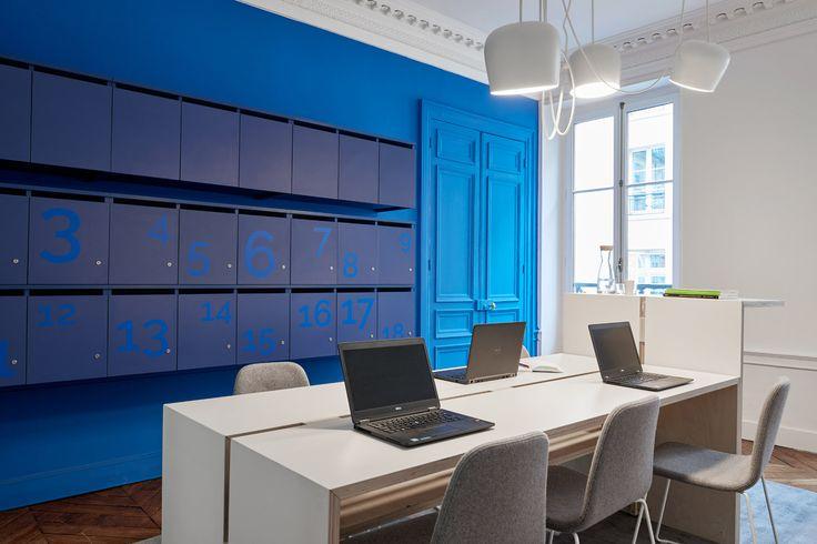 L'Abbate Italia: Cepheïd Consulting - Paris.    Project: Le Tiroir Design Studio.    Hole chair > design For Use.    © photo Alex Profit.
