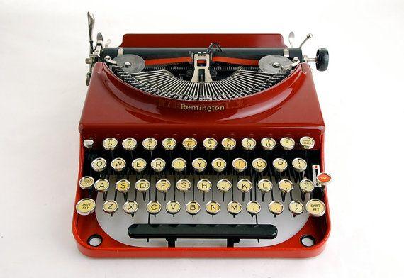 best manual typewriter for writers