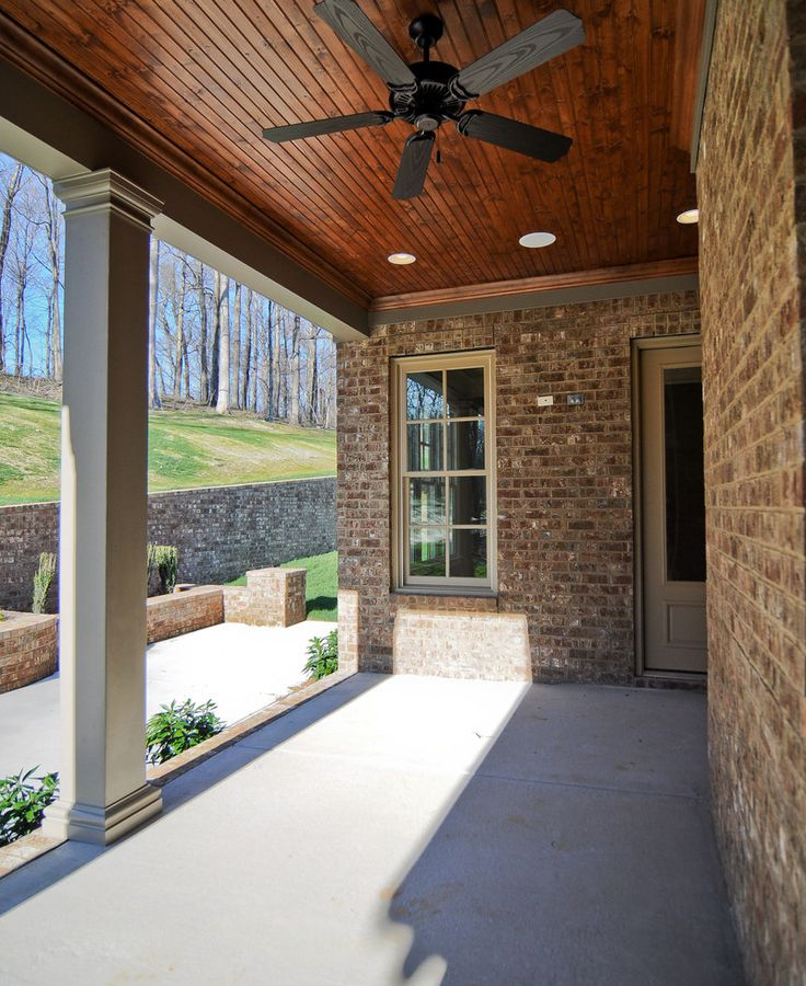 17 best images about porch ceiling and studio ceiling on for Stained front porch