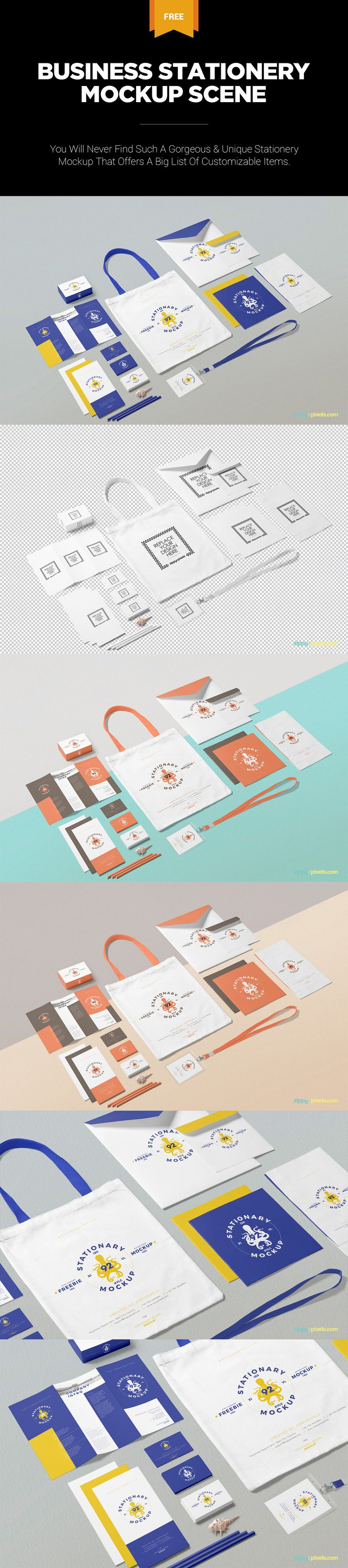 473 best Mockups images on Pinterest | Awesome designs, Business ...