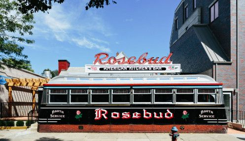 Thinking of visiting Rosebud American Kitchen & Bar? Explore their menu…