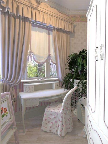 Дизайн спальни для сказочной принцессы