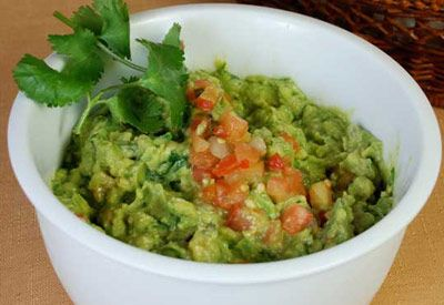 A must-have for game day. Dont' forget the tortilla chips! Mollie Stone's Markets #Recipe: Simple Guacamole