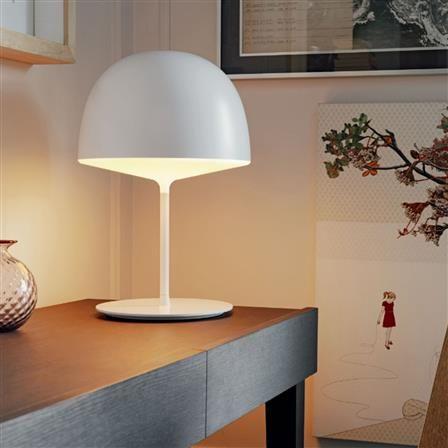 Fontana Arte - Cheshire Table Lamp, White The desean collective