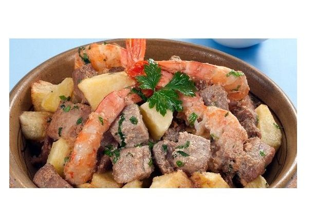 Carne de porco à pescador - http://www.receitasparatodososgostos.net/2016/09/28/carne-de-porco-a-pescador/