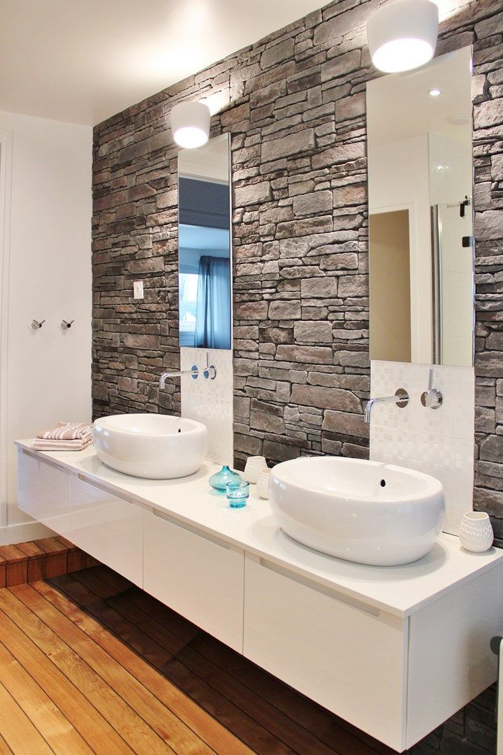 Les 20 meilleures id es de la cat gorie salles de bains de - Decoration salle de bain ...