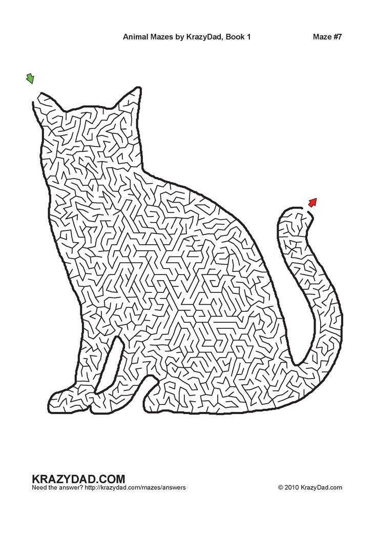 5 fichiers de 20 labyrinthes pour travailler la logique et le repérage dans l'espace de la GS au CM2.