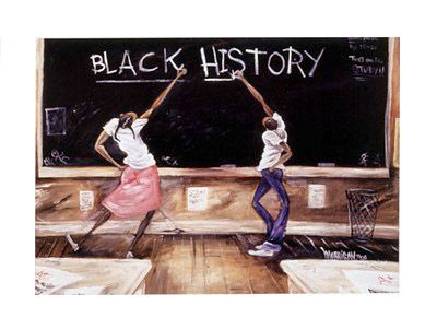 The anecdote of my life...: ...Happy Wednesday: Black History Month...