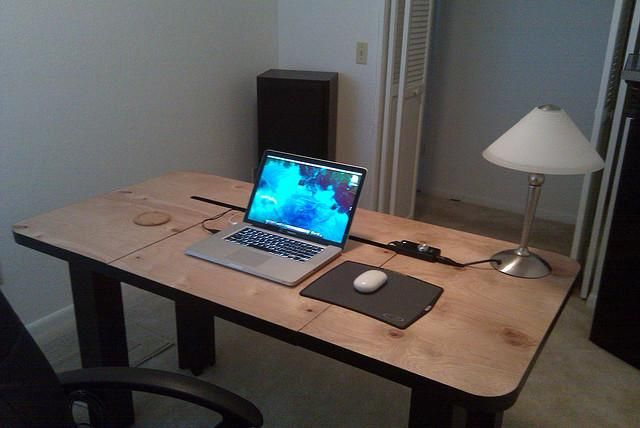 Pretty Awesome Computer Desk On Furniture With Furniture : Diy Computer Desk With Awesome Lamp DIY Computer Desk