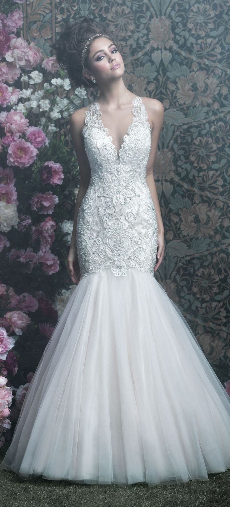 Best 25 Allure couture wedding gowns ideas on Pinterest Allure
