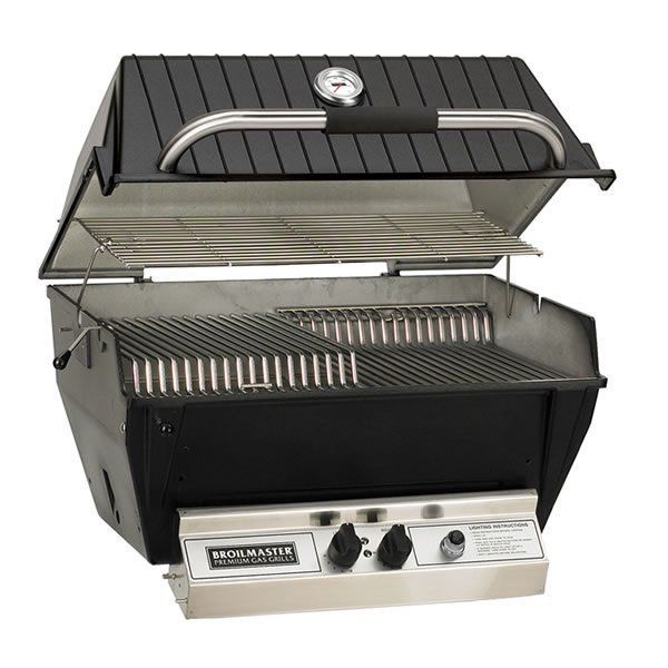 Broilmaster Super Premium P3 Sx Gas Grill Head Gas Bbq Propane Gas Grill Stainless Steel Griddle