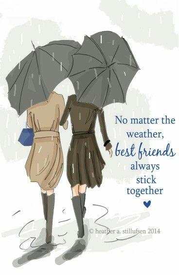 ♡Best Friends always stick together♡