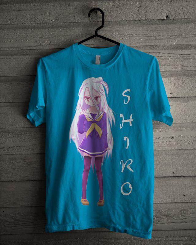 T-shirt Shiro NGNL