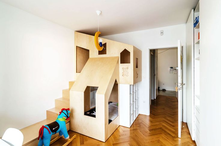 17 best ideas about custom bunk beds on pinterest triple bunk beds triple bunk and bunk beds - Bed alternatives for small spaces pict ...