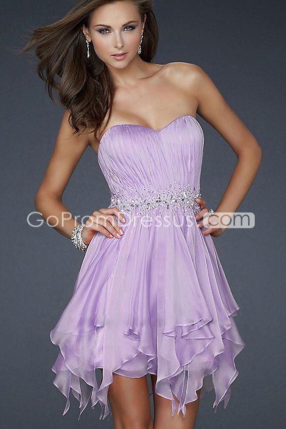 54 best Short prom dresses images on Pinterest | Dresses 2013 ...