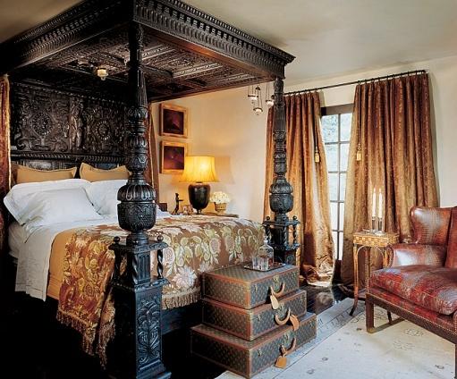 amazing antique bed