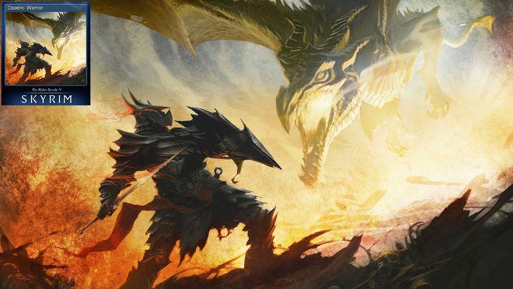 Comunidad Steam :: Insignias de Steam :: The Elder Scrolls V: Skyrim