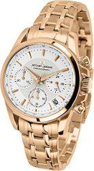 Jacques Lemans Liverpool 1-1752M – Women's Watch, Watch Band Stainless Steel Rose Gold Tone