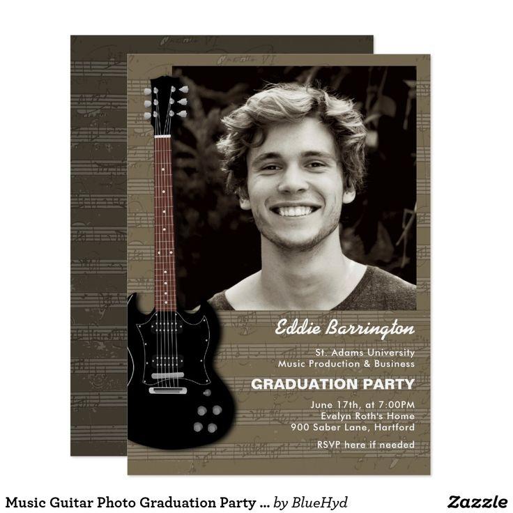 Custom graduation announcement Order your custom invitation