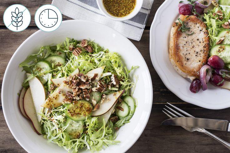 Salade Niçoise aux Poires