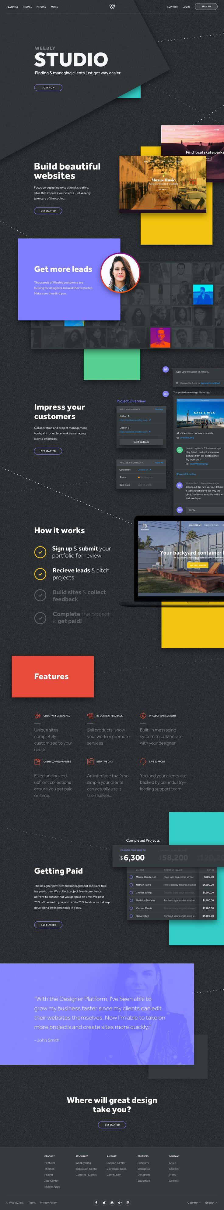 Best 25+ Web design layouts ideas on Pinterest | Web design ...