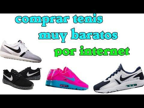 comprar zapatillas tenis zapatos nike adidas jordan reebok muy baratos por internet - YouTube